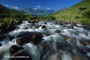 Drakensberge & Wild Coast